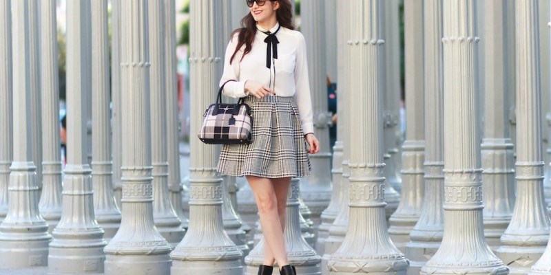 Ways to Wear Houndstooth