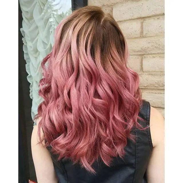 30 Ombre Pink Hair Styles Cherrycherrybeauty