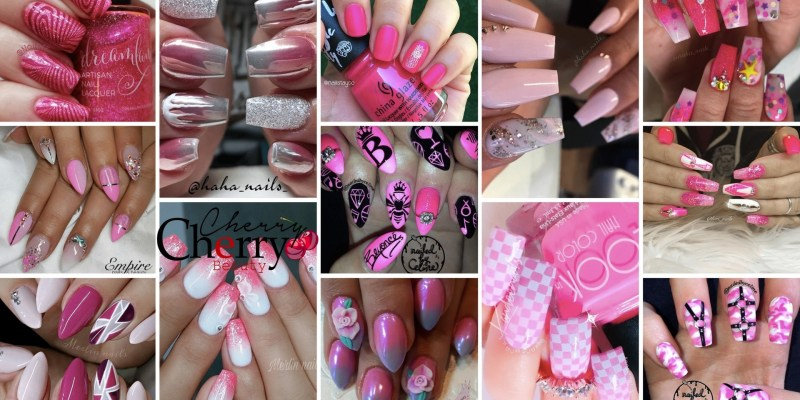 Pretty Pink Nail Inspiration