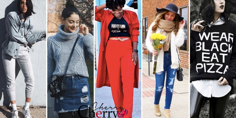b6db8f2e07 21 Cute Winter Outfit Ideas for January - CherryCherryBeauty