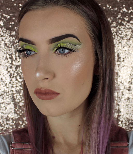 Makeup for St Patricks Day 15