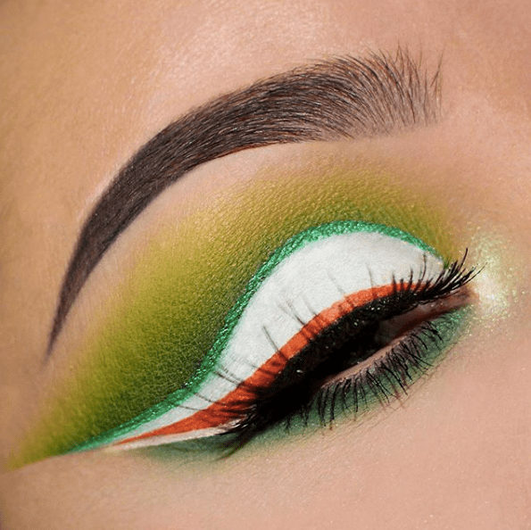Makeup for St Patricks Day 20