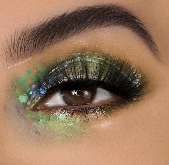 Makeup for St Patricks Day 33
