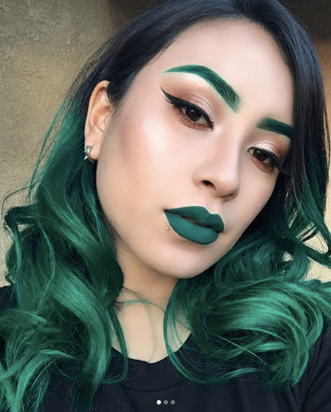 Makeup for St Patricks Day 39