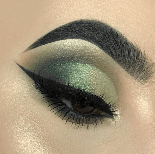 Makeup for St Patricks Day 4