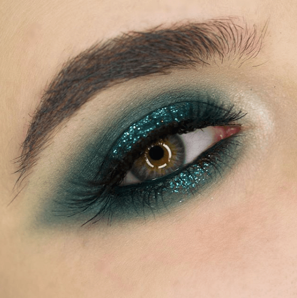 Makeup for St Patricks Day 5
