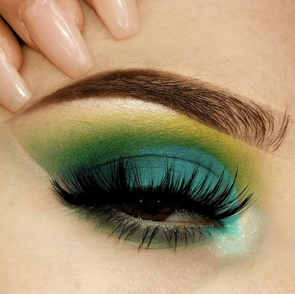Makeup for St Patricks Day 9