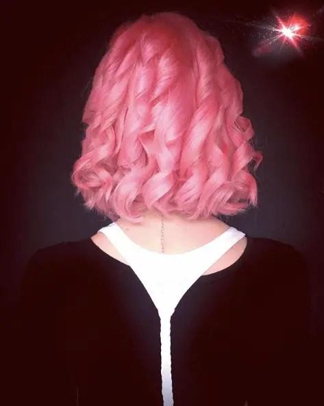 Pastel Pink Hair 9