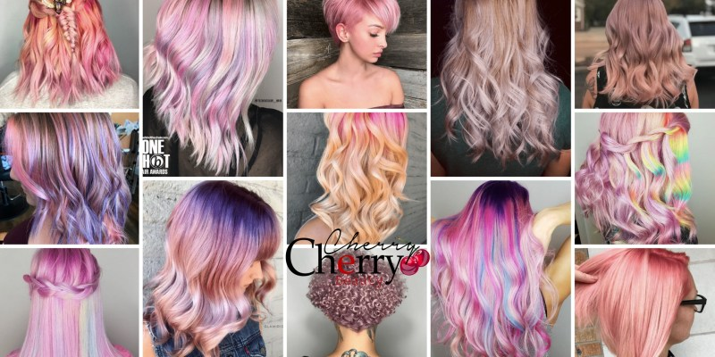 41 Pastel Pink Hair Looks