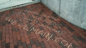 242 Main, message to mayors
