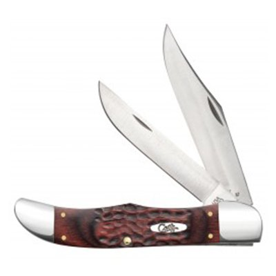 6265 SS Folding Hunter Rosewood w/sheath
