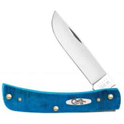 Caribbean Blue Bone Sawcut Jig Sod Buster Jr