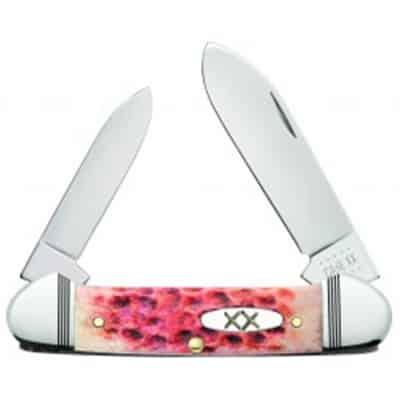 Raspberry Bone - Standard Jig Canoe