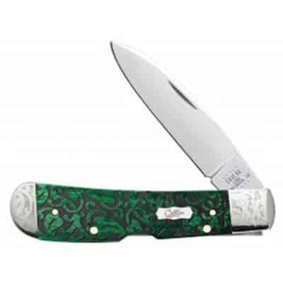 Heartleaf Bermuda Green Bone – Tribal Lock