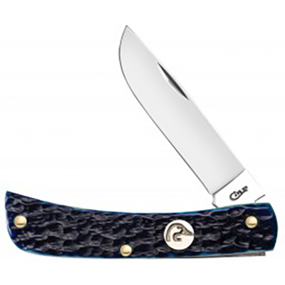 Ducks Unlimited Blue Bone Standard Jig Sod Buster Jr w/Wooden Box 6137 SS