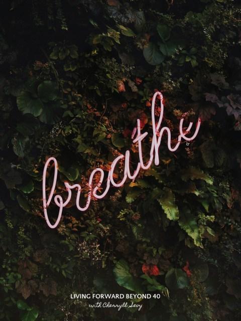 Breathe tablet wallpaper