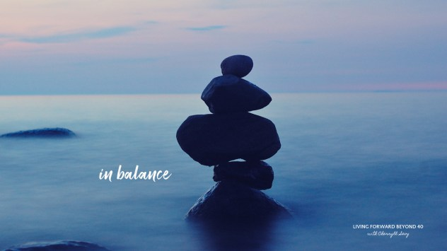 In Balance desktop wallpaper