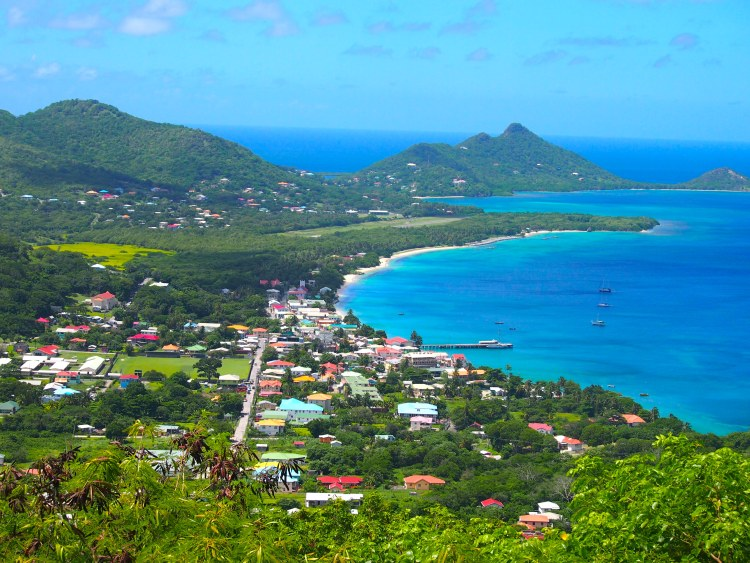 Carriacou views