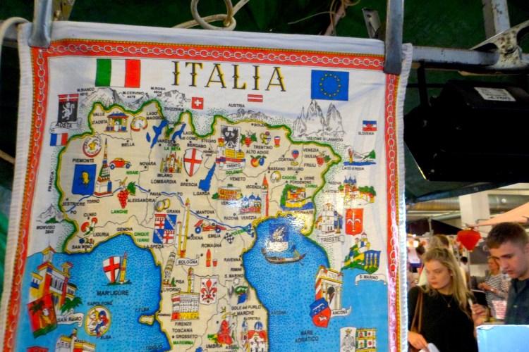 Brick Lane Food Hall Italian
