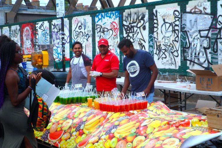 Brick Lane Juice Sellers