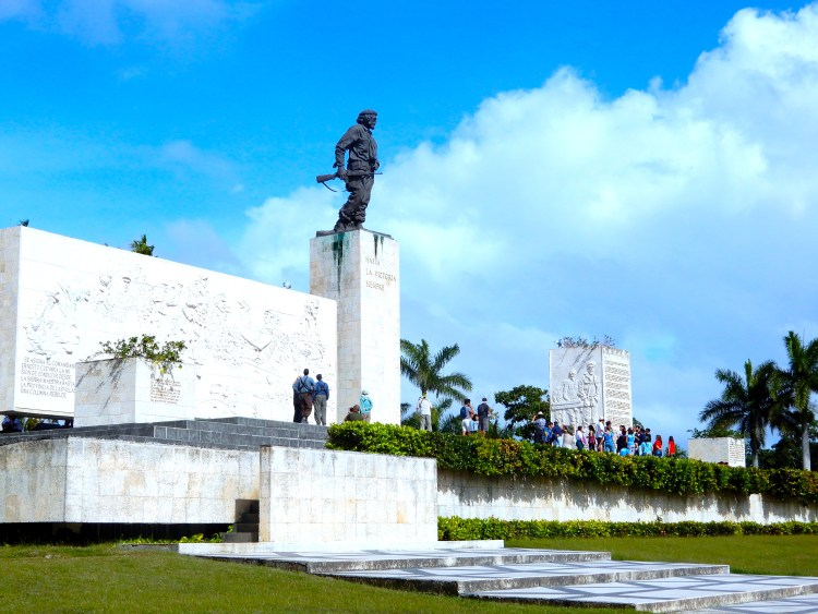 Cuba Santa Clara Che Guevara Revolution Square DSCN2119