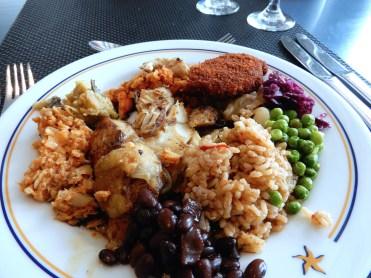 Cuba Varadero Iberostar Bella Vista food DSCN3055