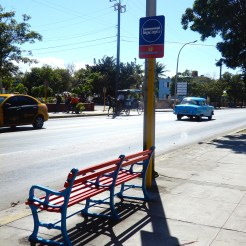 Cuba Varadero open top bus DSCN3950