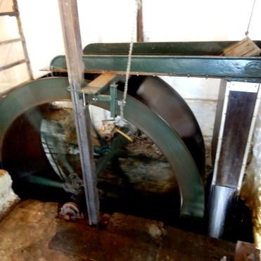 Tregwynt Mill Traditional Welsh Weaving Mill Wales UK DSCN7243