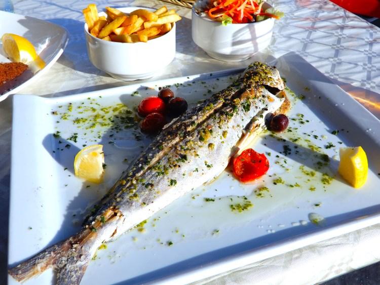 Malta Marsaxlokk cherrylsblog.com Lampuki fish DSCN0378