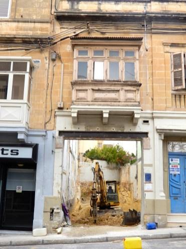 Malta Sliema construction Cherrylsblog.com DSCN9782