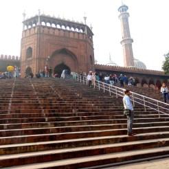 India Jama Masjid Mosque cherrylsblog.com DSCN8951