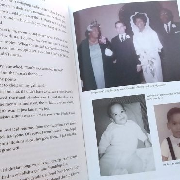 Lenny Kravitz Let Love Rule with David Ritz Book