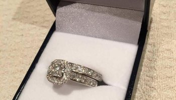 best used wedding ring sets for sale - Used Wedding Rings