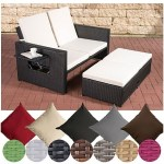 CLP 2er Lounge-Sofa ANCONA