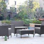 62% sparen – Home & Haus Loungemöbel-Set ALFRED – nur 135,99€