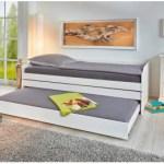 20% sparen – Multifunktionsbett LOTAR weiß 90 cm – nur 199,99€