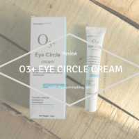 O3+ Eye Circle Cream Review
