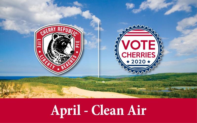 Vote Clean Air 2020