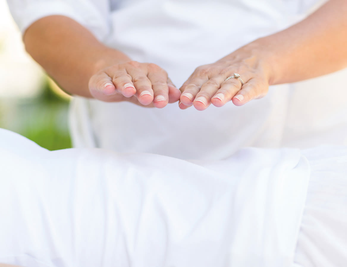 relaxing into reiki part i