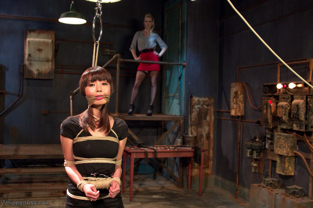 Japanese whipping porn-2728