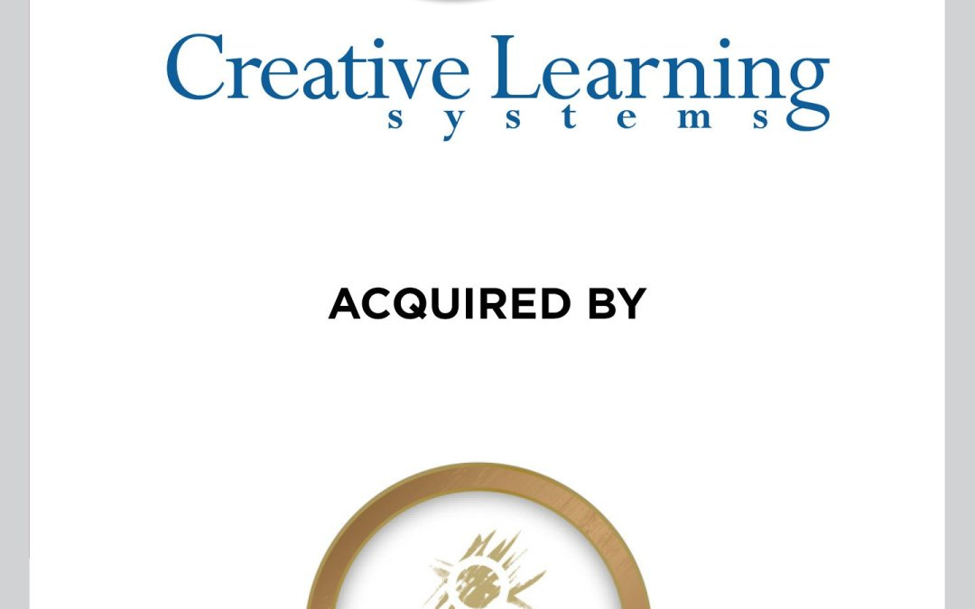 Cherry Tree Advises Creative Learning Systems in Recapitalization by Brass Ring Capital