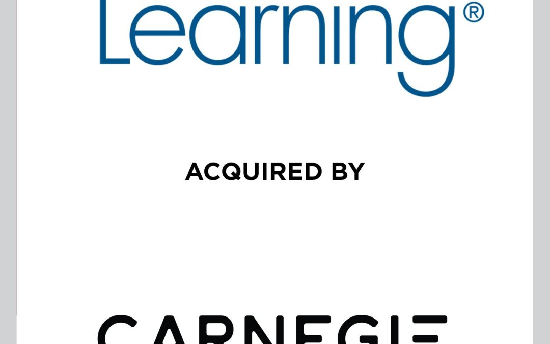 Cherry Tree Advises Scientific Learning on their Sale to Carnegie Learning