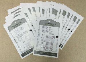 Sampler-Shuffle-Block-Cards