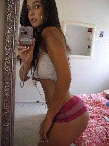 Красивые девушки из интернета