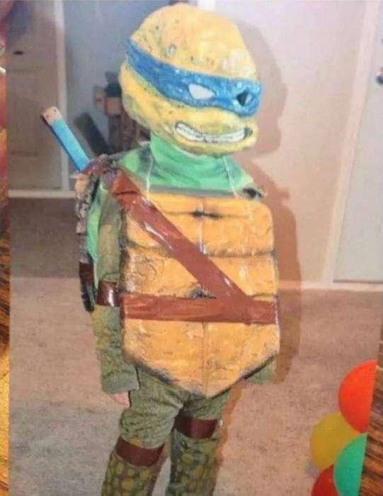 Печально, как жизнь потрепала несчастного Леонардо.
