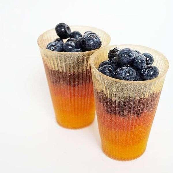 Съедобные десертные стаканчики Loliware