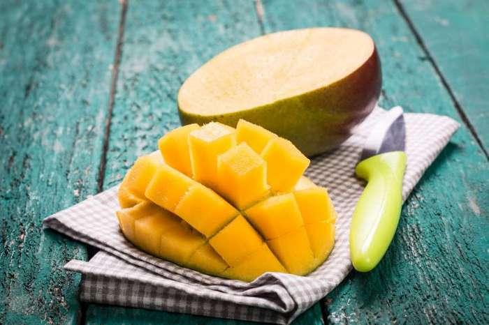 Употребление манго поможет в борьбе с ожирением