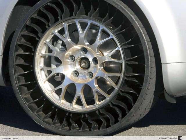 Инновационные шины от Michelin