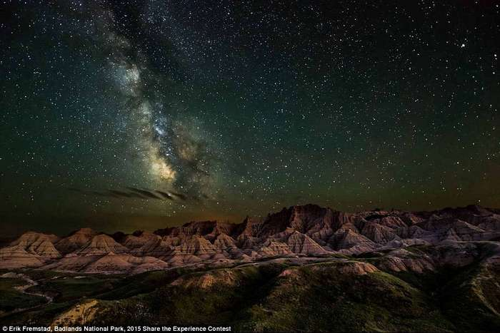 Победители конкурса фотографий, сделанных в национальных парках США