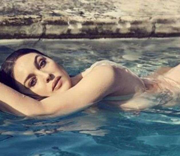 Моника Беллуччи снялась обнаженной для журнала Paris Match